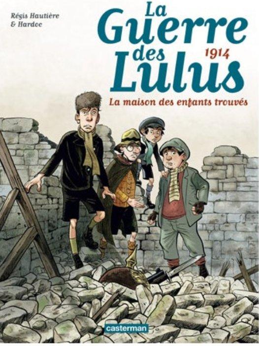 """Casting enfants et adolescents, 8/14 ans, pour rôles principaux du film """"Les lulus"""" de Yann Samuell, adaptation de la bande dessinée """"La guerre des Lulus"""""""