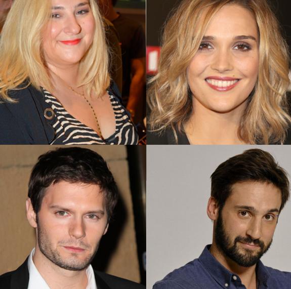 Casting figurants 18/99 ans pour la série Je te promets avec Camille Lou, Hugo Becker, Marilou Berry